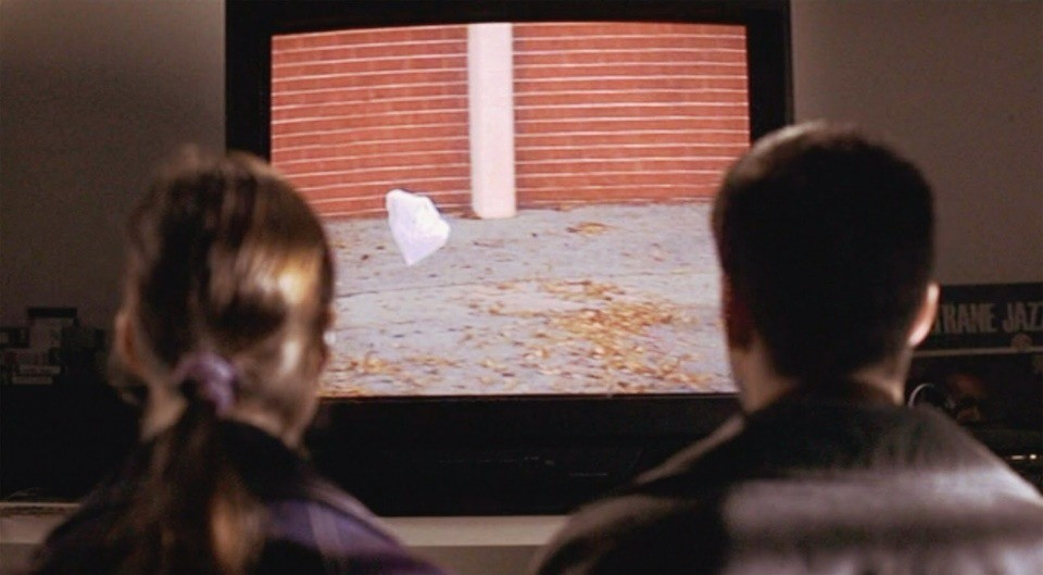 Still image from American Beauty directed by Sam Mendes