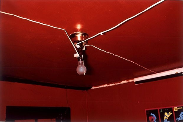 Greenwood, Mississippi, better known as The Red Ceiling by William Eggleston